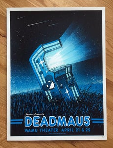 Image of Showbox Presents Deadmau5