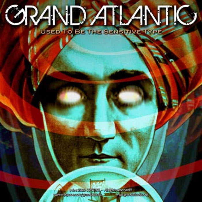 Image of Grand Atlantic / Sky Parade - Orange vinyl Limited Edition split 7""