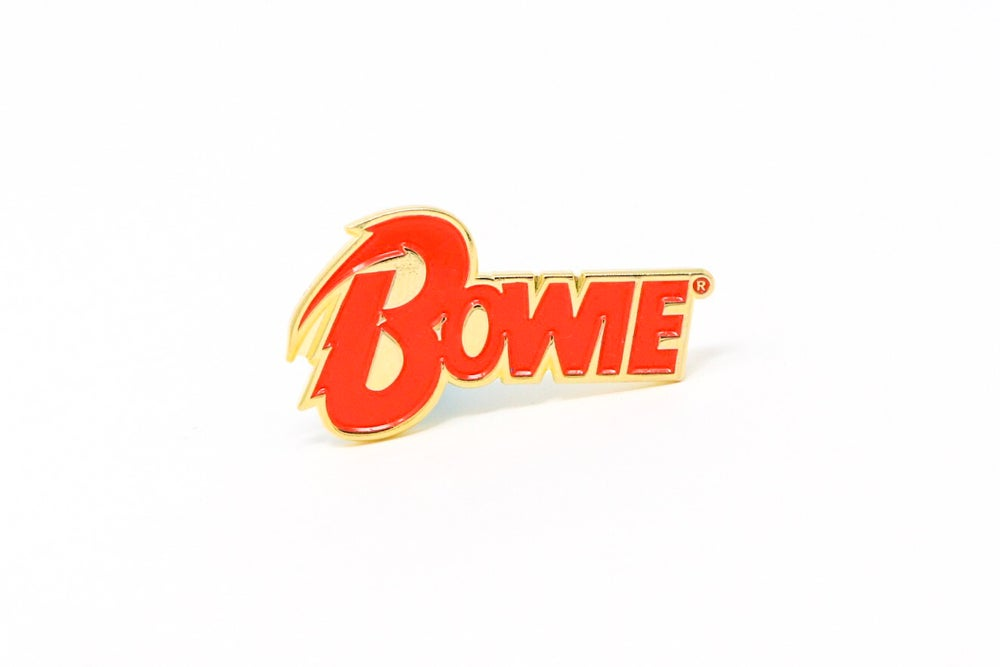 Image of David Bowie - Diamond Dogs Enamel Pin