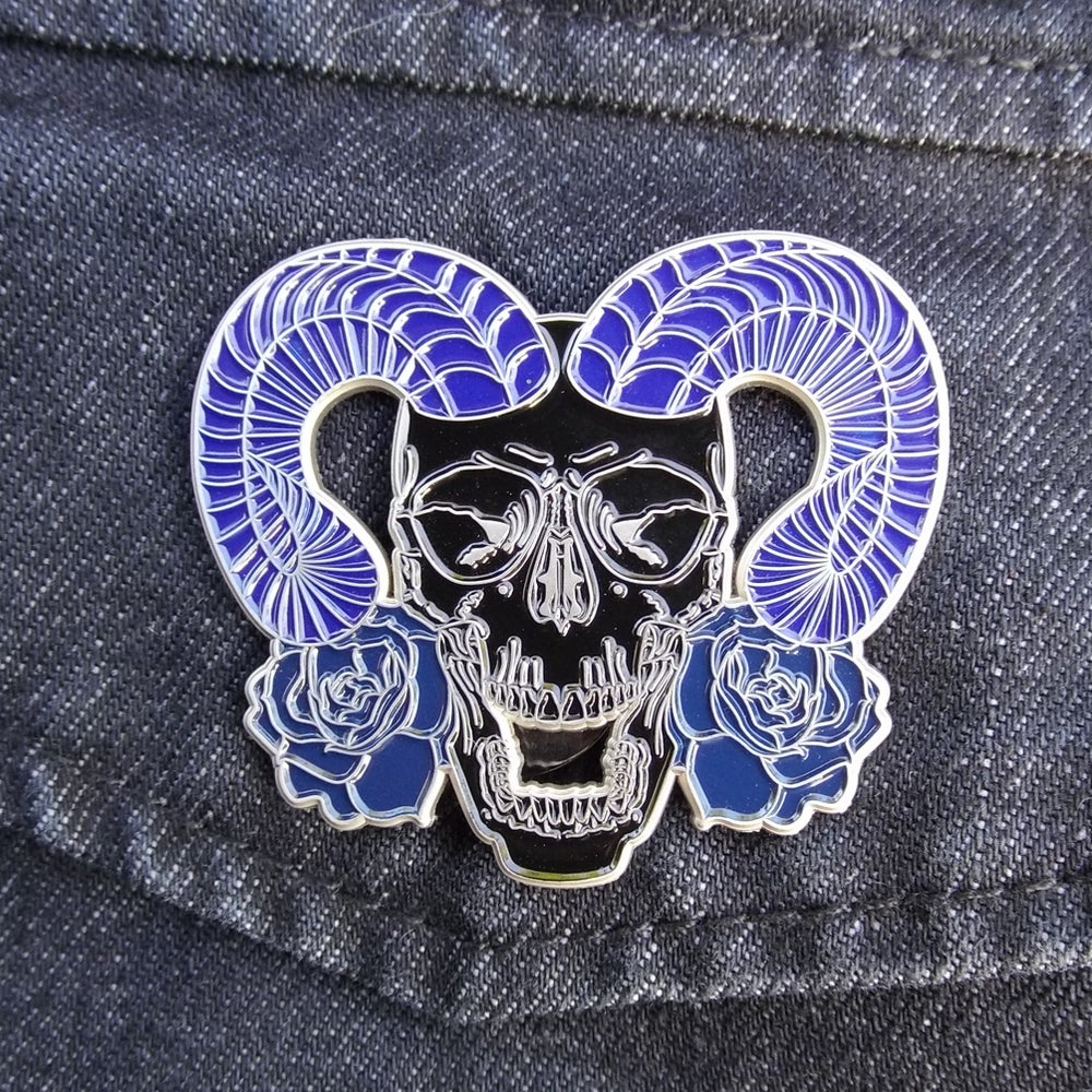 Image of Meister - Soft Enamel Pin