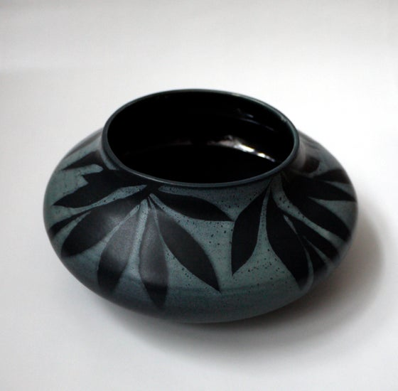Image of Ash Foliage Jewelry Dish