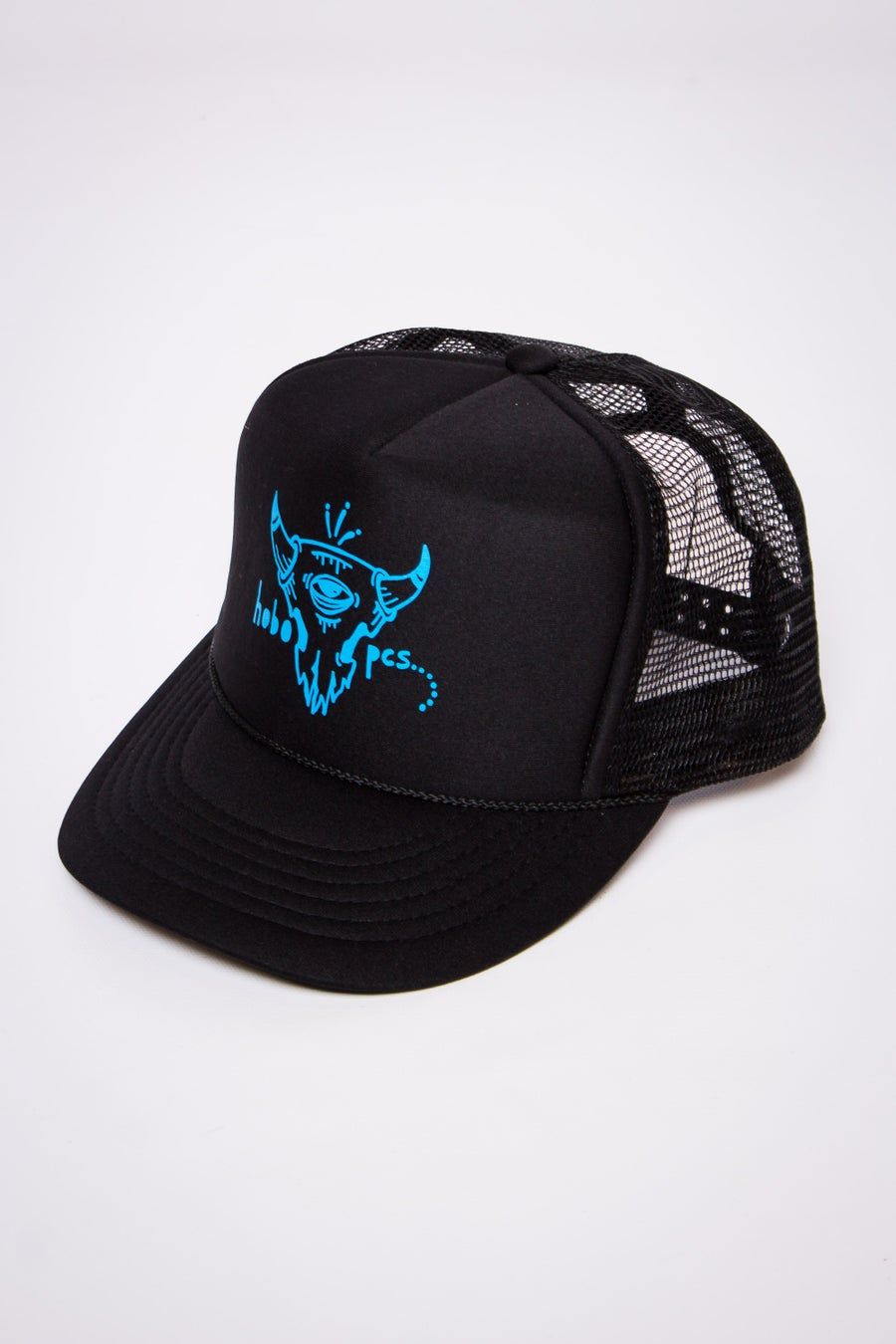 Image of Black Trucker Hat