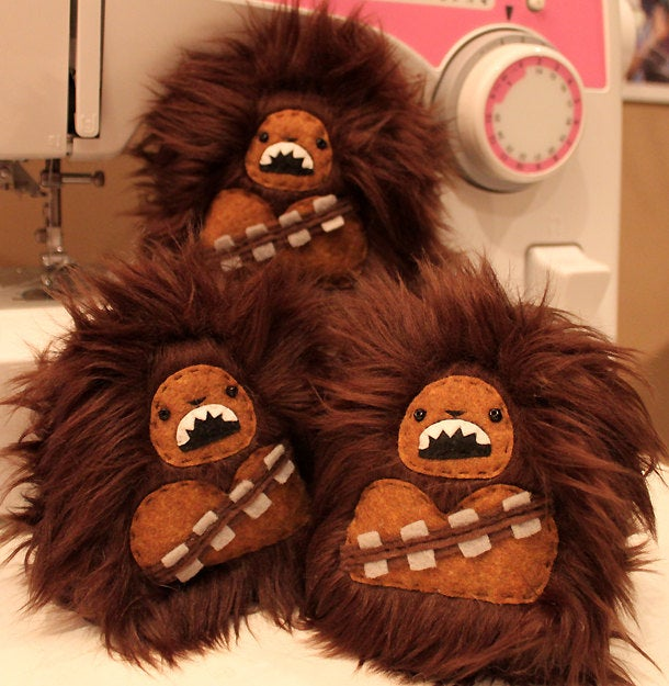 Image of Pocket-sized Chewbacca