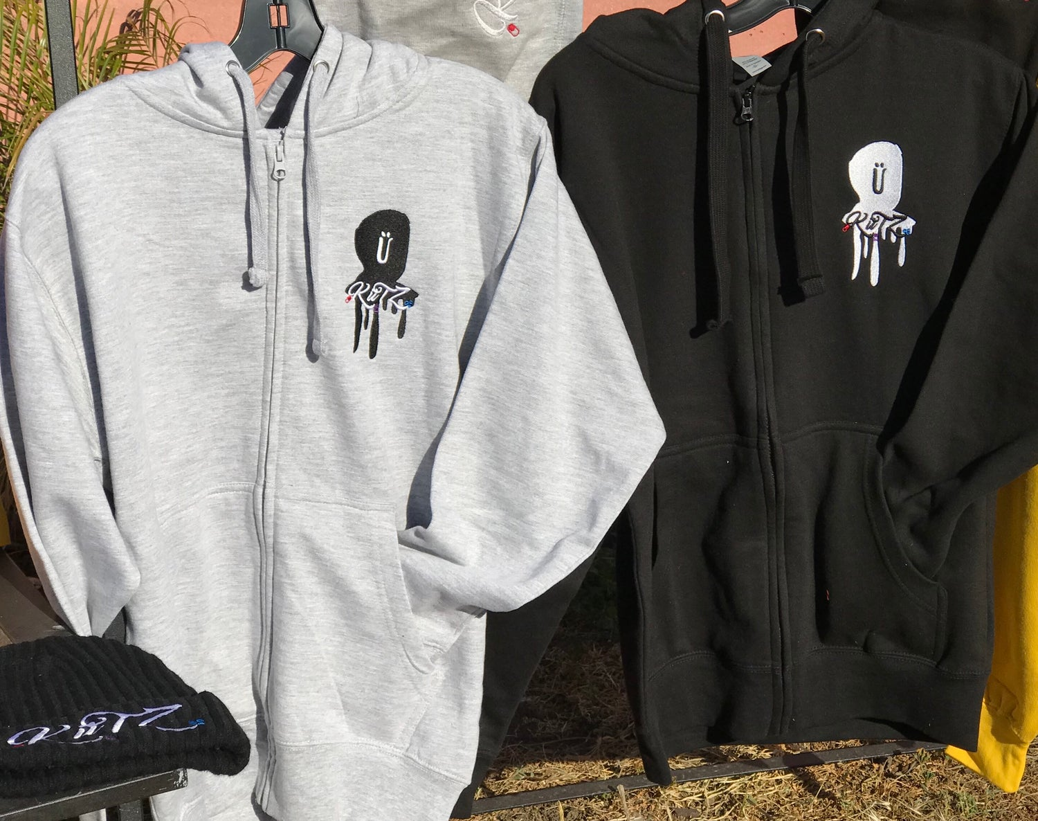 Image of Drippy KüTz Zipper Hoodies