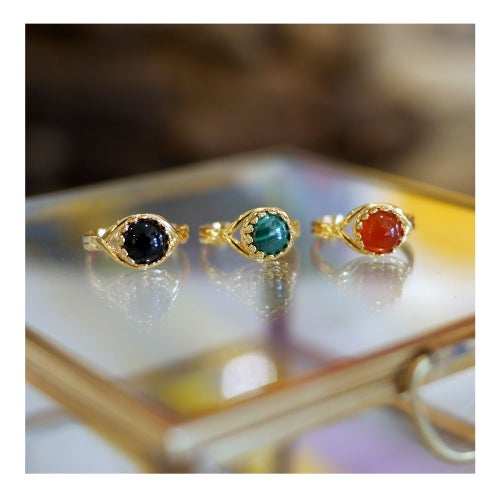 Image of Bague Isis  9 Coloris