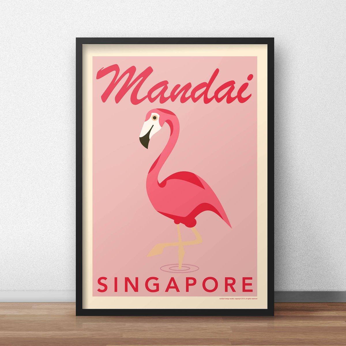Image of Mandai Poster