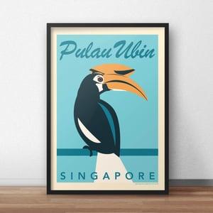 Image of Pulau Ubin Poster