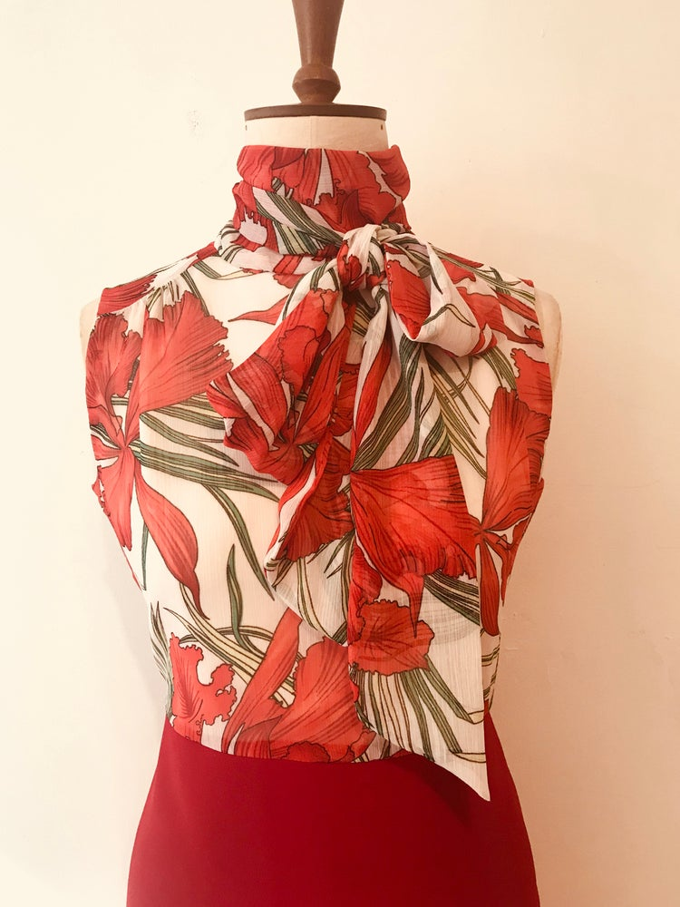 Image of Paloma dress florals