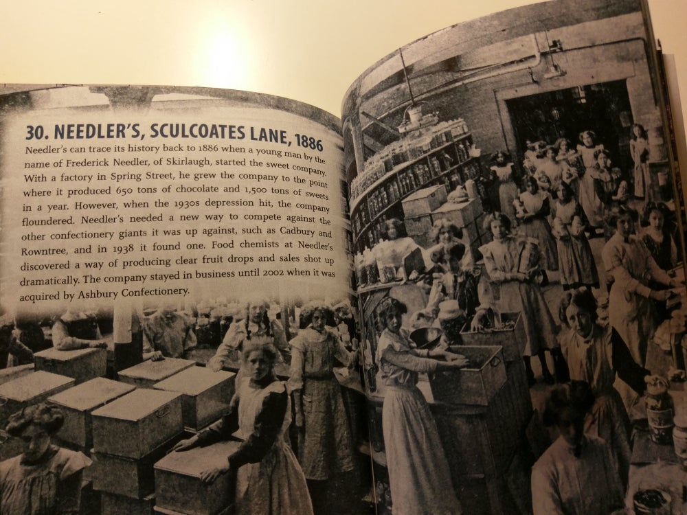Image of Hull History Tour Book