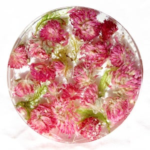 Image of Floral Coaster