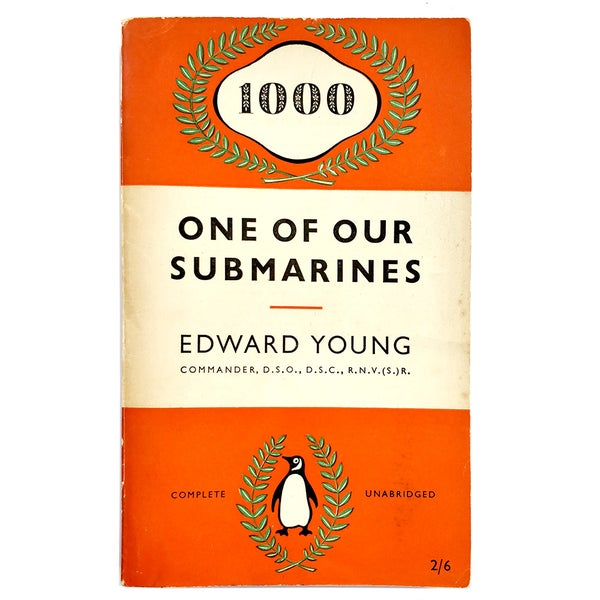 Image of Edward Young - One of Our Submarines: 1000th Orange Penguin
