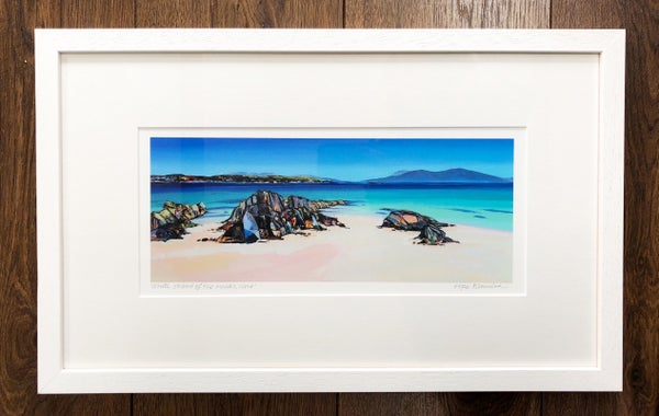 Image of Iona panorama print