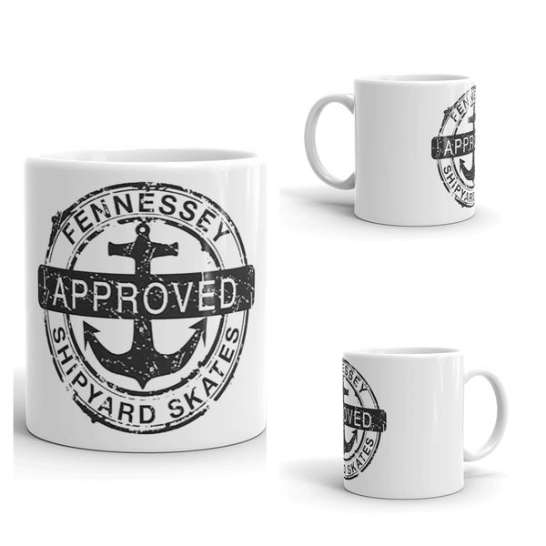 Image of BRAND MANAGER APPROVES coffee mug