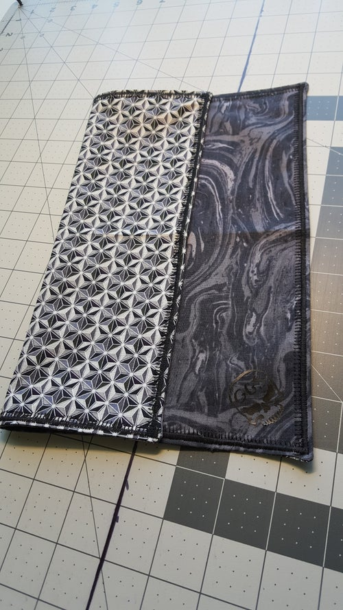 Image of Tri-Grip Damascus - Multiple Colors!