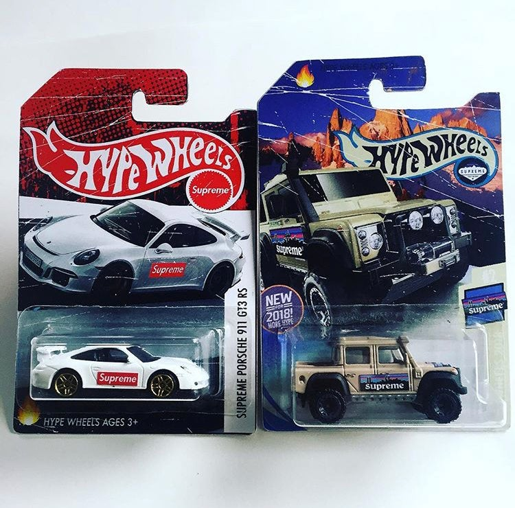 Image of Leo Chen sold out hypewheels lot