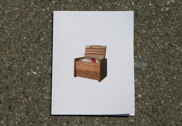 Image of Recipe Box Book