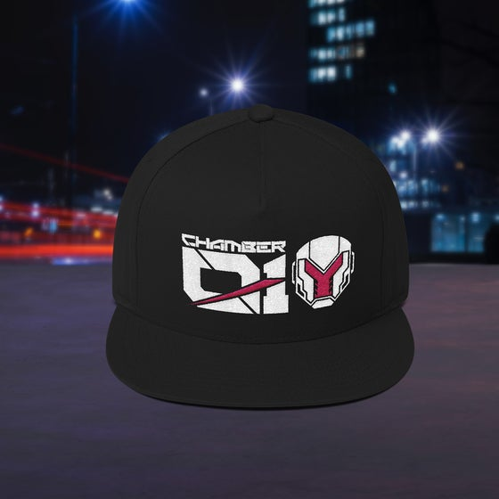 Image of ID1-Chamber01 Snapback Hat