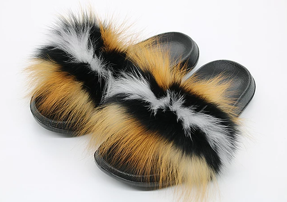 Image of fox fur slides