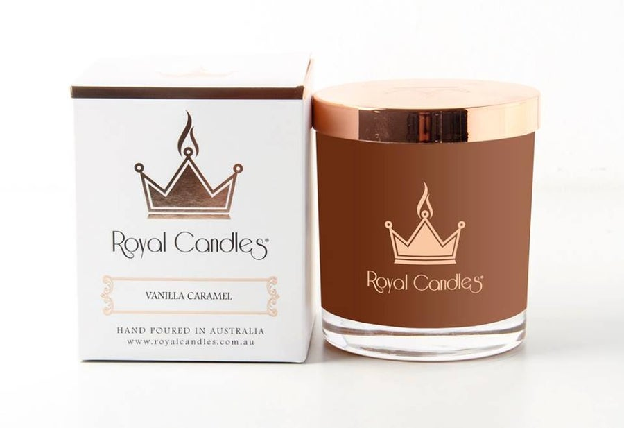 Image of ROYAL CANDLE VANILLA/CARAMEL