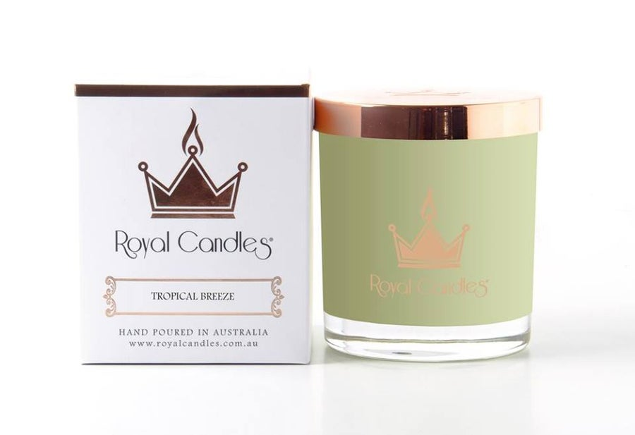 Image of ROYAL CANDLE TROPICAL BREEZE