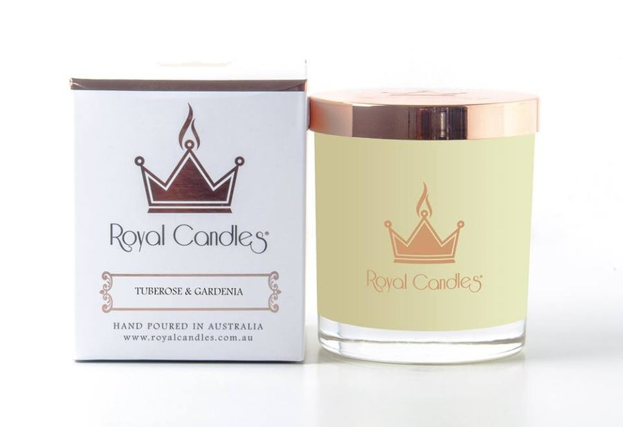 Image of ROYAL CANDLE TUBEROSE & GARDENIA