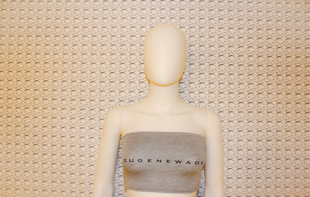 BANDEAU TOPS (Grey)