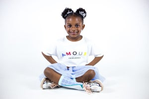 Image of Unisex Kids Amour T-shirts