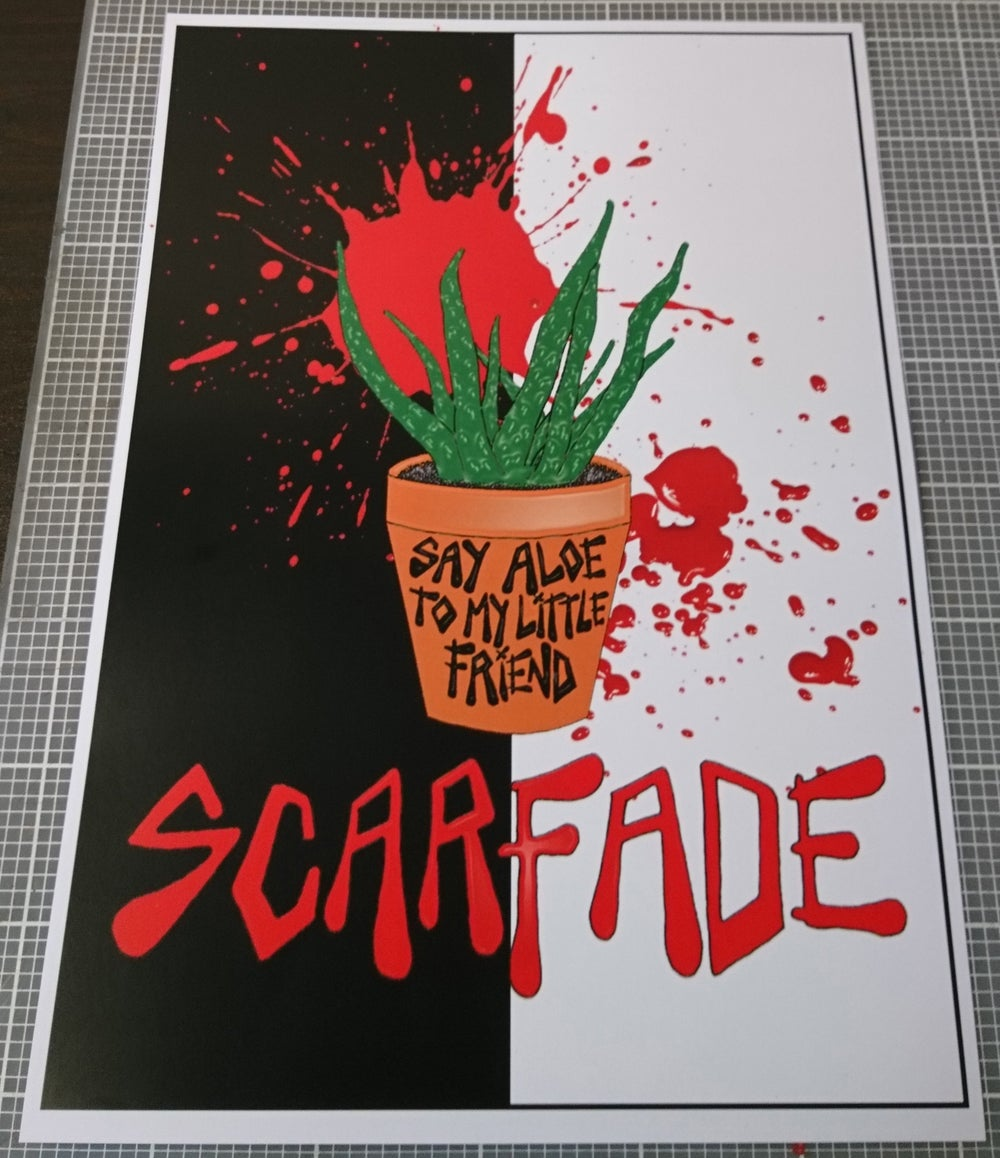Image of Scarfade