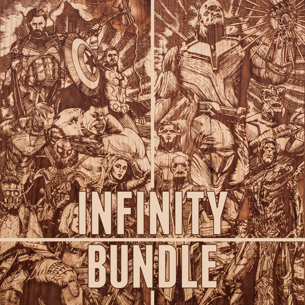 Image of Infinity Cherry Bundle