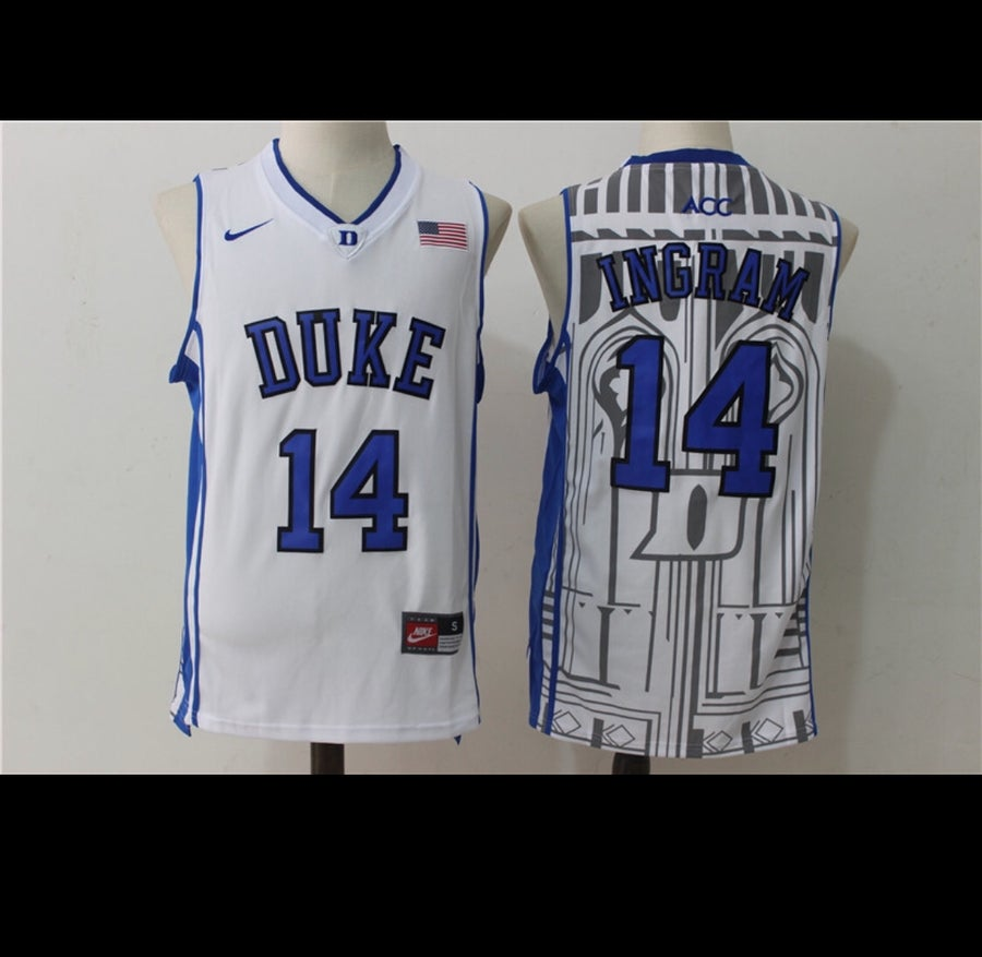 dae152177 ... Image of Brandon Ingram duke jersey