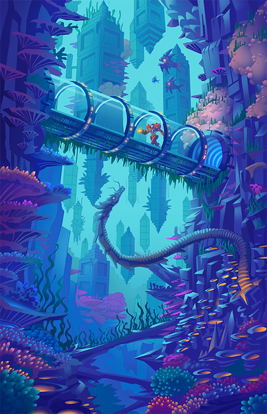Image of Depths of Maridia