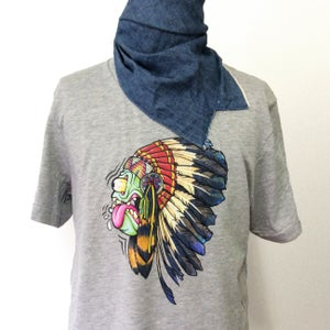 Image of TBM Headdress Tee