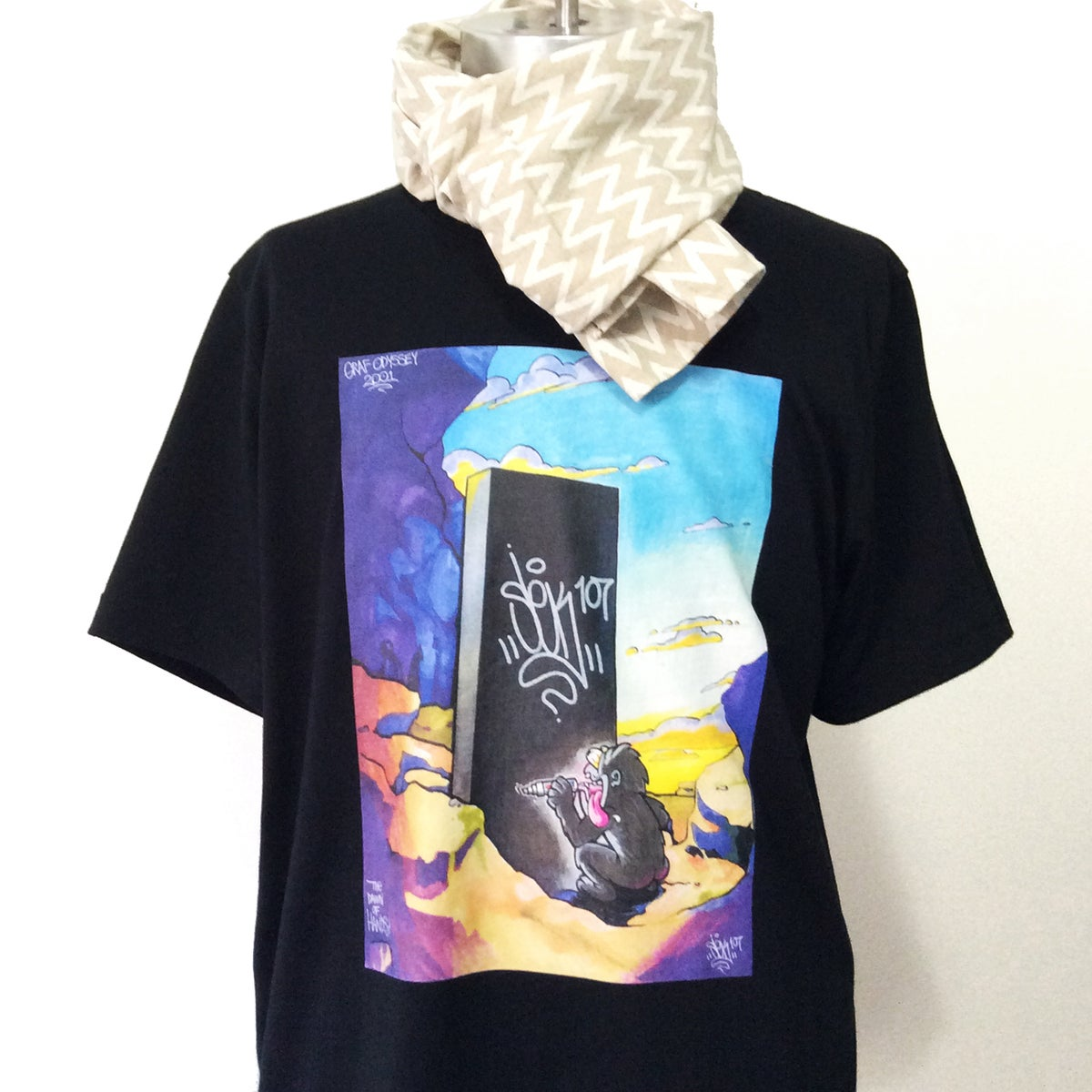 Image of Graf Odyssey Tee