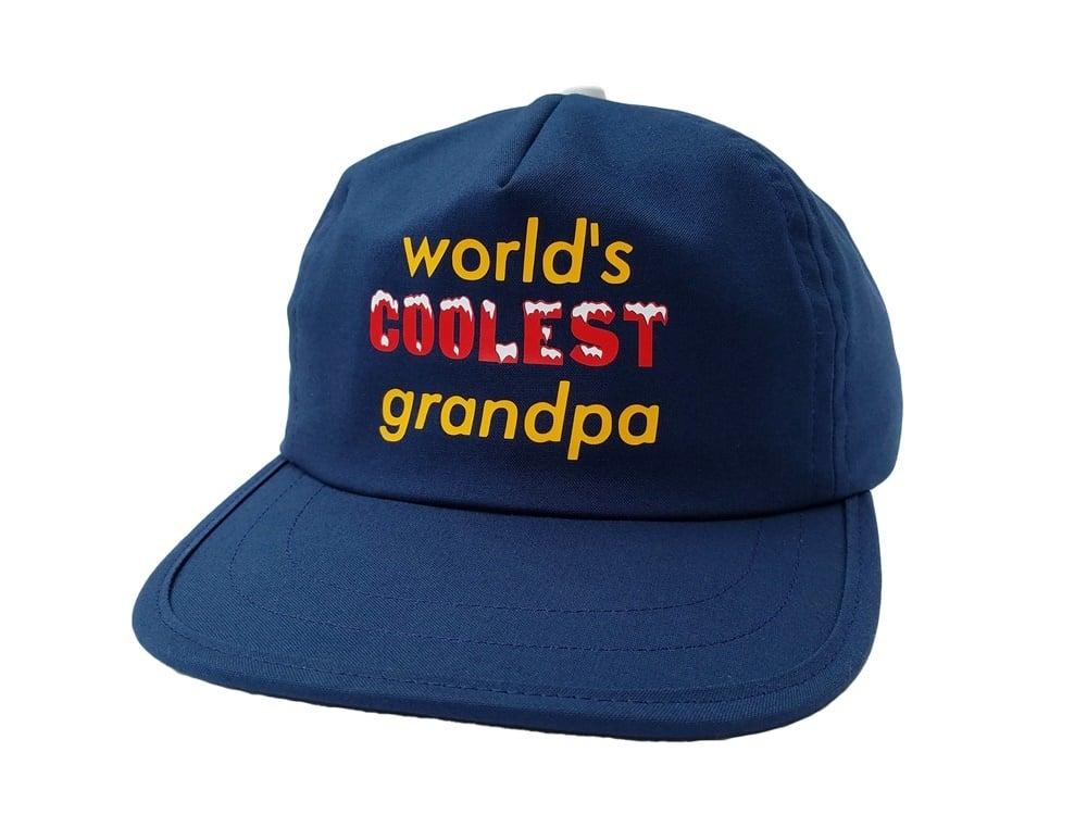 Image of HBD Grandpa Strapback