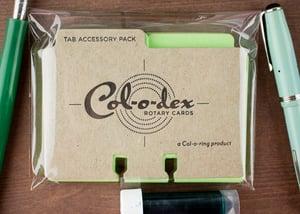 Col-o-dex Tab Accessory Pack