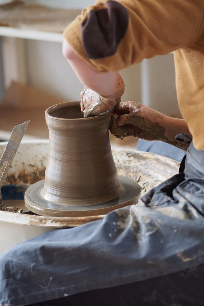 Image of Pottery wheel classes - 5 weeks
