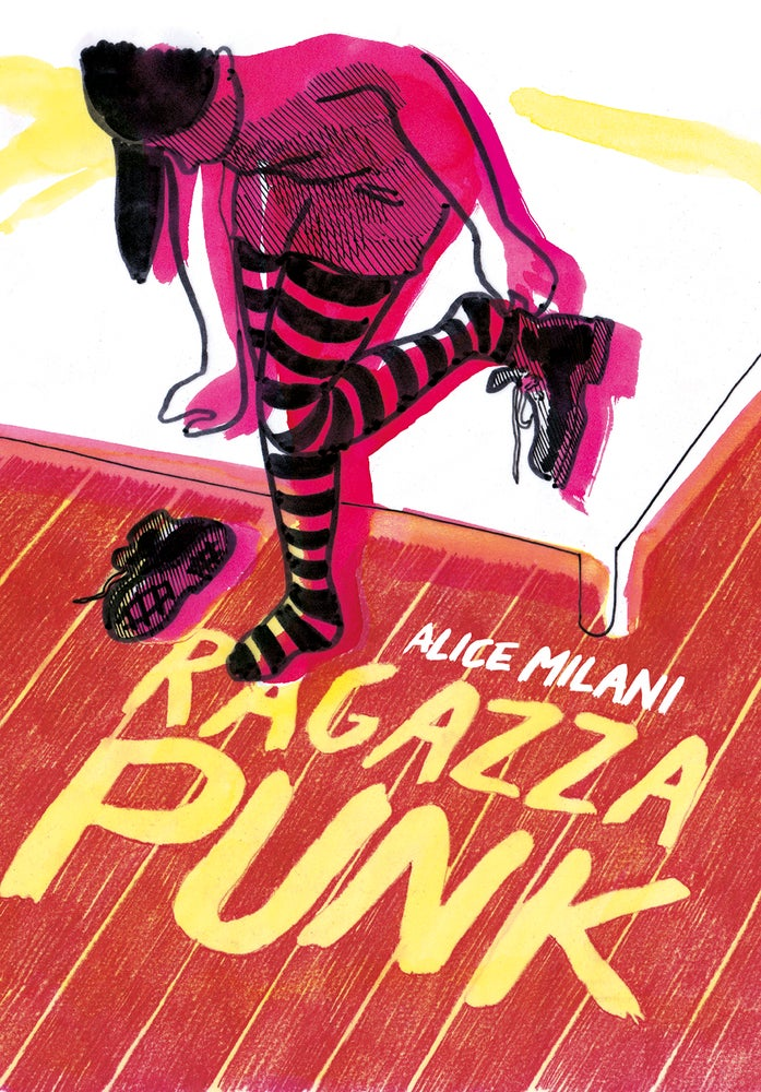 Image of Ragazza Punk
