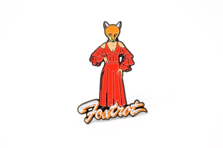 Image of Genesis 'Foxtrot'
