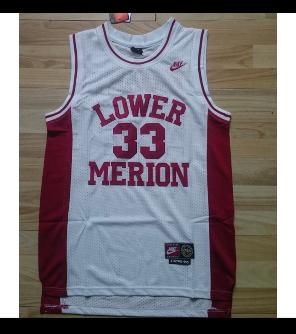 Image of Lower merion high school Kobe Bryant