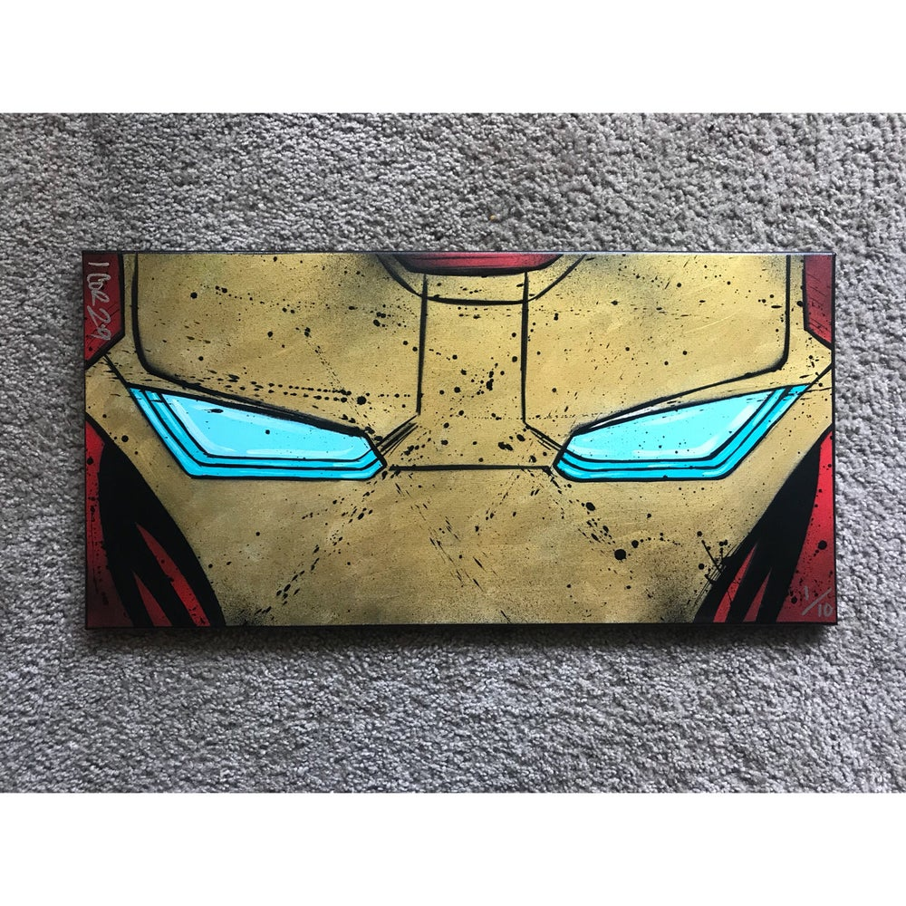 Image of Iron Man #NEHSeyes Limited replica masterpieces WAVE TWO