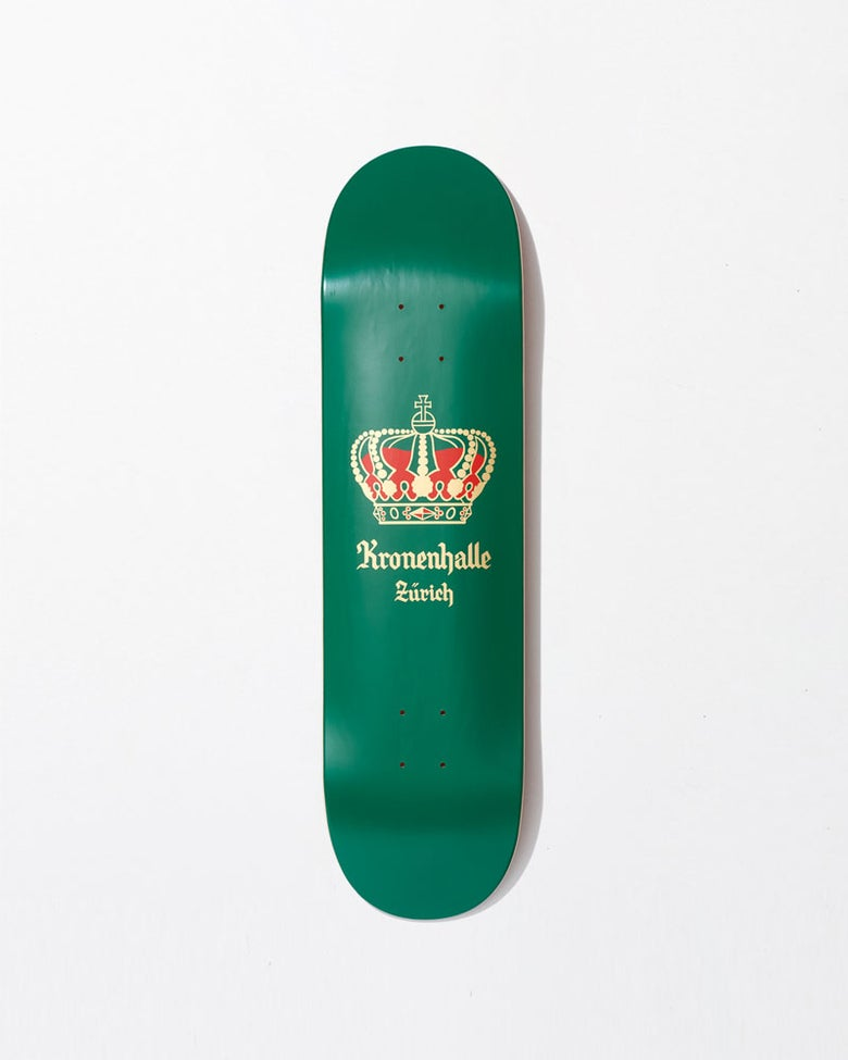 Image of FABIAN MARTI BOARD