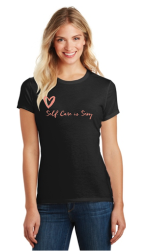Image of V Neck T-shirt