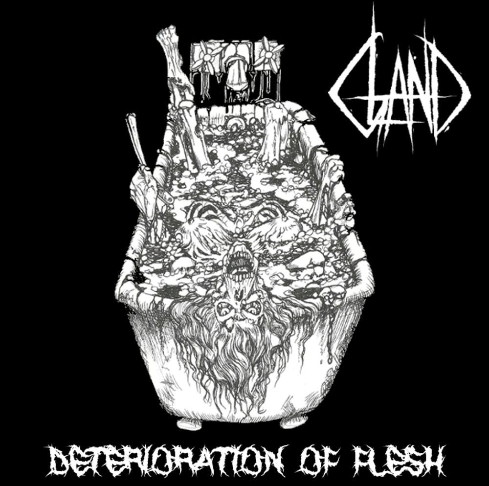 Image of Gland - Deterioration of Flesh - CD