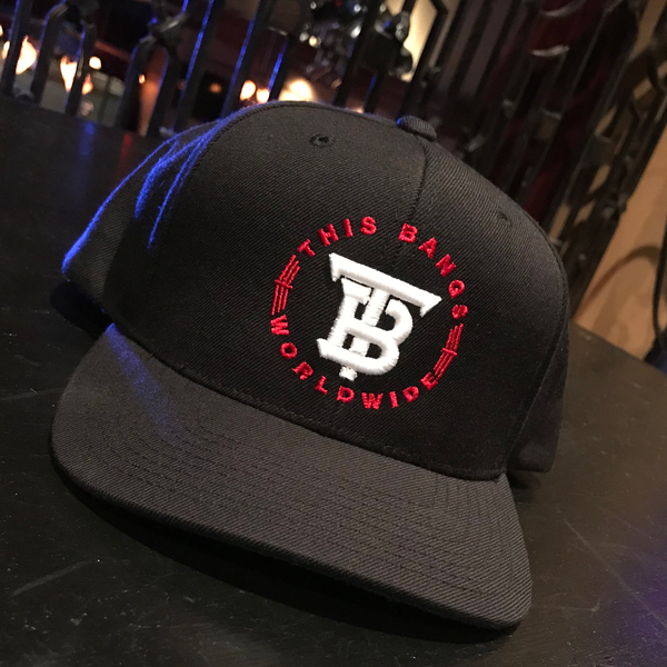 Image of This Bangs WorldWide Hat