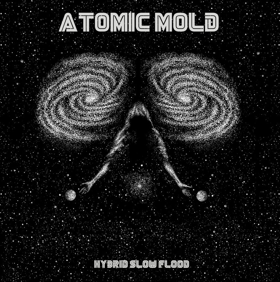 Image of ATOMIC MOLD - HYBRID SLOW FLOOD WHITE VINYL