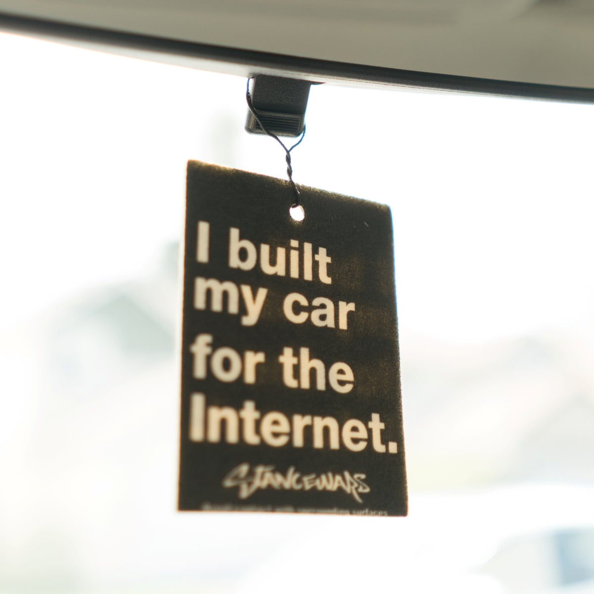 Image of Built for the Internet