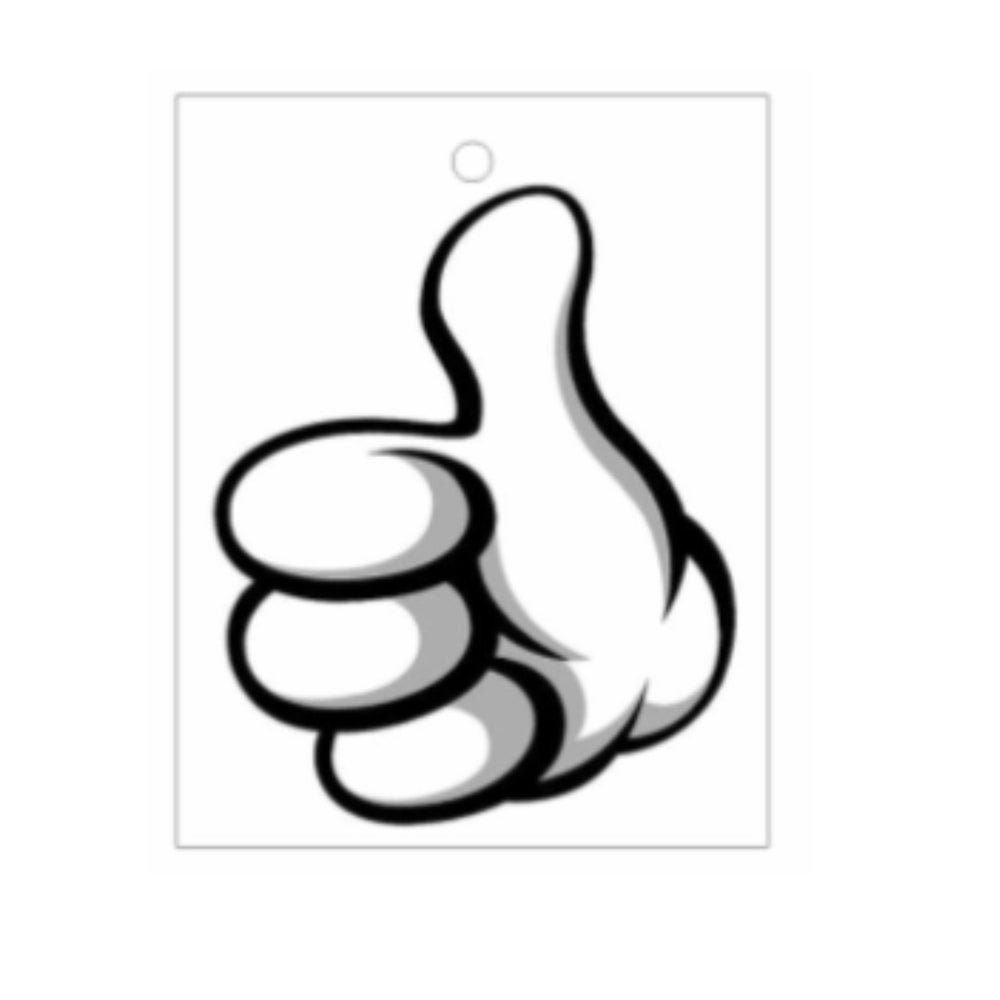 Image of Thumbs up fuckers