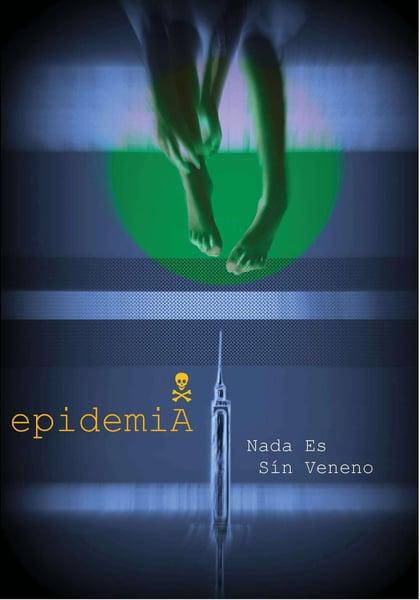 Image of Epidemia - Nada Es Sín Veneno (CD)