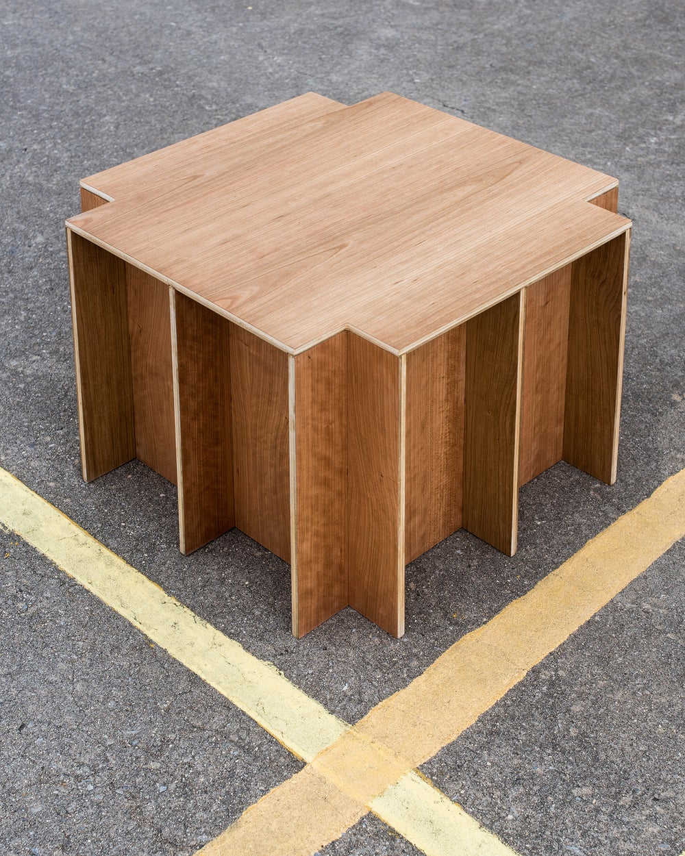 Image of Waffle Table
