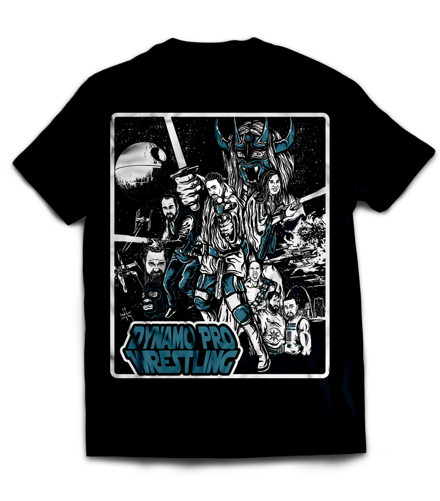 Image of DPW SW poster Tee